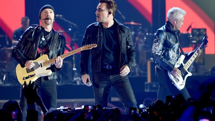 Heading to U2 on Saturday? Here's the weather, stage-times and potential set-list
