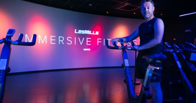 Here's how a new fitness experience called THE TRIP could revolutionise your workout