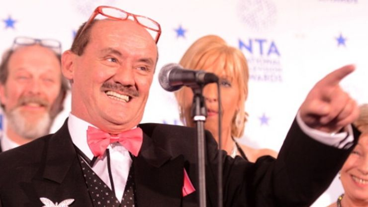 Brendan O'Carroll is in talks to make a documentary about Donald Trump's effect on America
