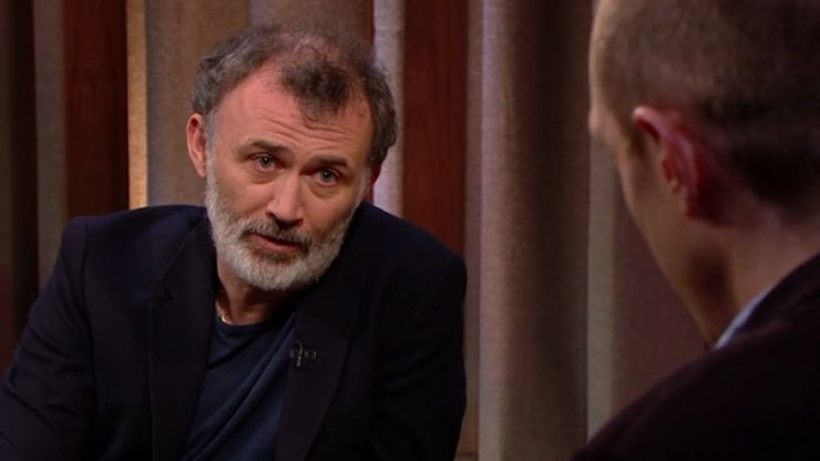 The Tommy Tiernan Show was watched by more viewers than The Late Late Show last weekend