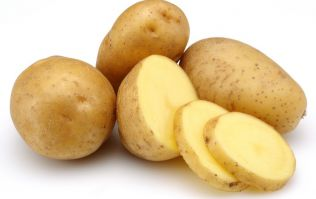 Met Éireann has issued yet another potato blight warning for this weekend