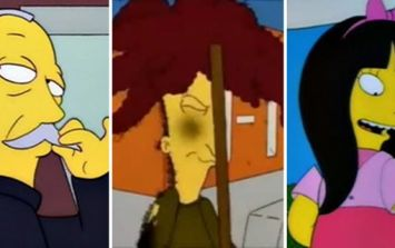 QUIZ: Can you match The Simpsons character to the celebrity that voiced them?