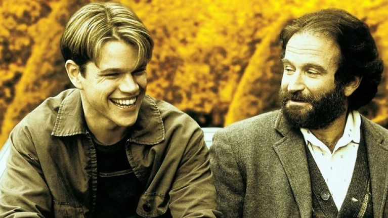 Good Will Hunting turns 20 this year, here's why it's a modern classic