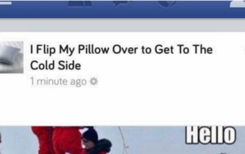 18 cringe things you forgot you used to do on Facebook