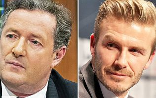 Piers Morgan faces torrent of abuse for branding David Beckham 'repulsive' and 'sickening'