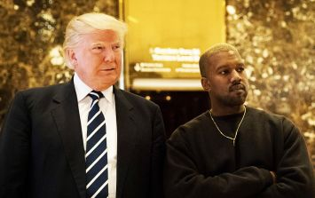 Kanye West deletes all of his Donald Trump tweets