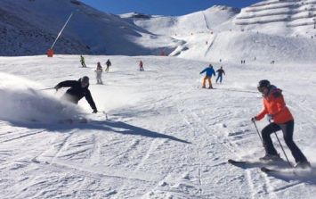 WATCH: Hilarious footage of two Irish skiers losing control in Italy [NSFW]