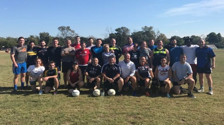 Around the World in 80 Clubs – Houston Gaels, Texas, USA (#40)