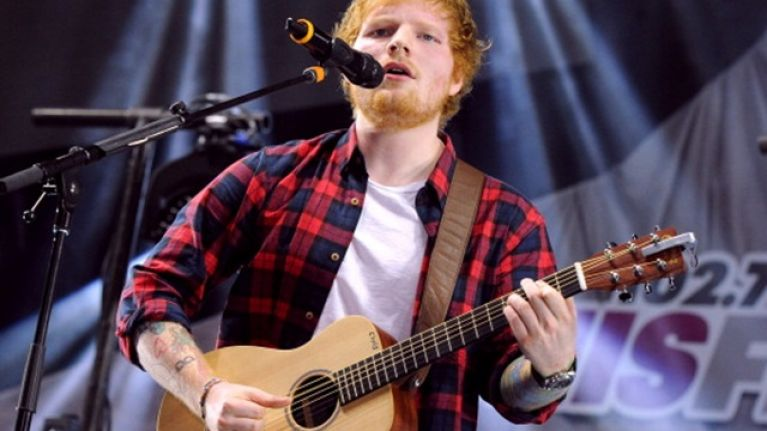 """Ed Sheeran says that his two Dublin gigs are just """"ground work"""" before an even bigger tour"""
