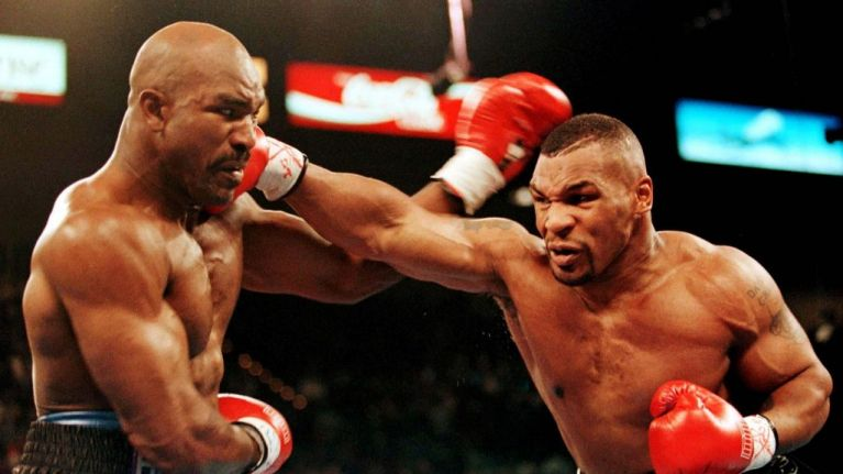COMPETITION: Want to win a boxing glove signed by Mike Tyson?