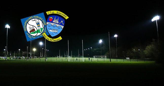 GAA community in complete shock as club player dies at training
