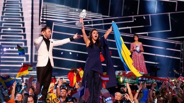 Try not to be alarmed, but the 2017 Eurovision song contest could be under threat