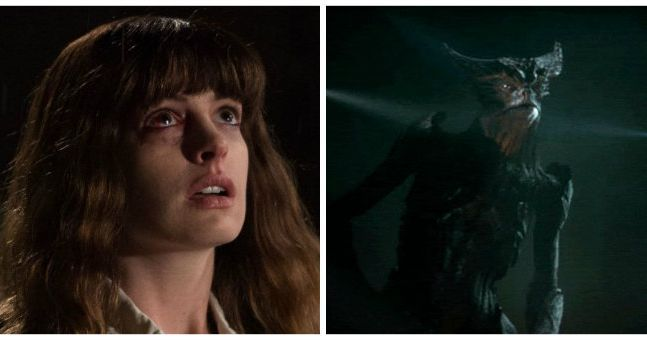 #TRAILERCHEST: Anne Hathaway controls a giant city-destroying monster in Colossal