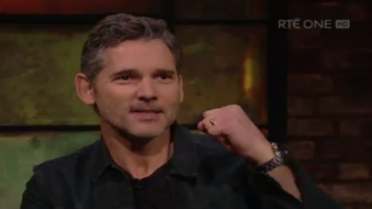 WATCH: Eric Bana gives Mayo 4 Sam one of its first 2017 celebrity endorsements