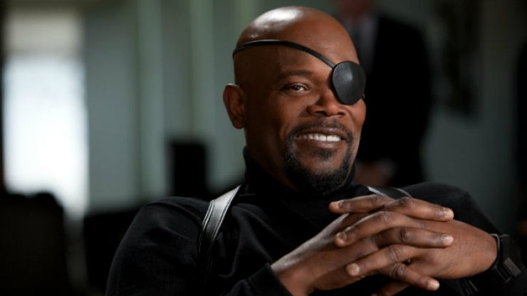 Samuel L Jackson to voice Amazon's Alexa device