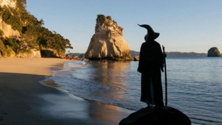 This Instagrammer has travelled all over New Zealand dressed as Gandalf