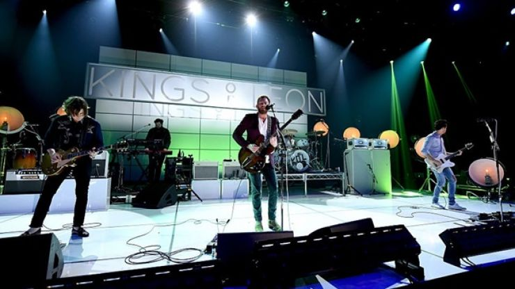 Good news Kings Of Leon fans, they've added a second date in Ireland this summer