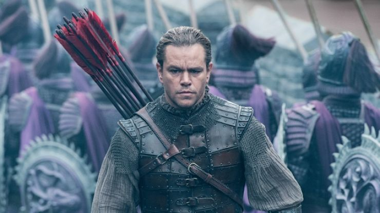 COMPETITION: Win tickets to a special preview screening of Matt Damon's new action-packed film, The Great Wall