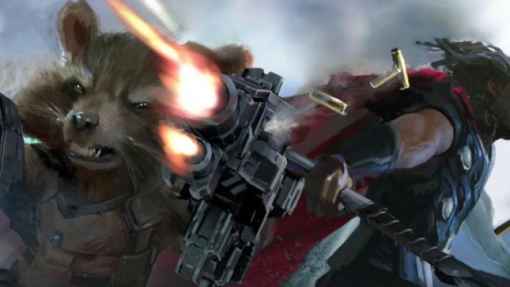 WATCH: Marvel and Disney give us our first look at Avengers: Infinity War