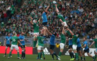 Two Ireland players clearly topped our ratings for the Italy game