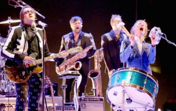 Great news: Arcade Fire are coming to Dublin and Belfast this summer