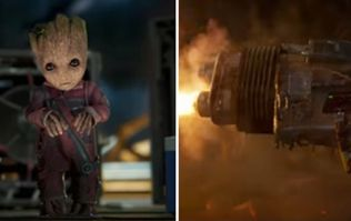 WATCH: Here's some glorious new footage from Guardians of the Galaxy Volume 2