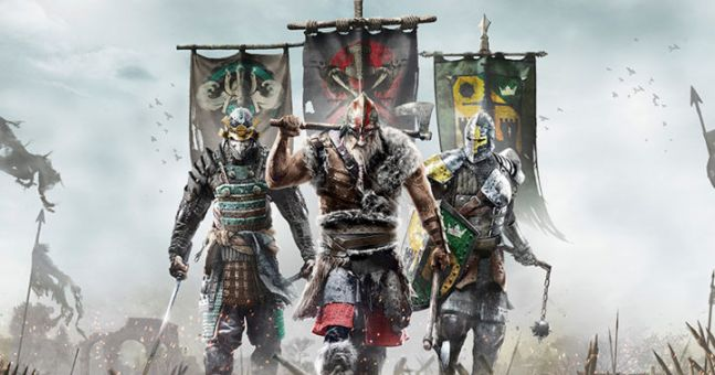 COMPETITION: Win an Xbox One console and a copy of For Honor