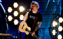 WATCH: Everyone was blown away by Ed Sheeran's performance at the Grammys last night