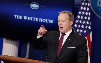 LISTEN: Sean Spicer's outrageous explanation for the White House media ban