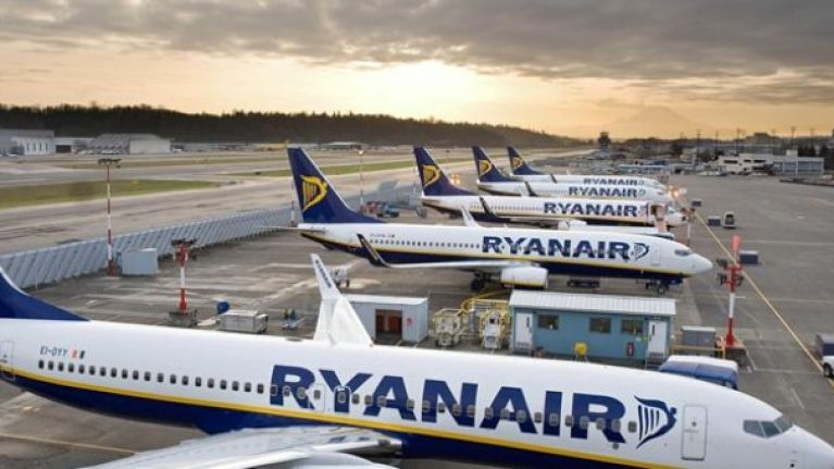 Ryanair will charge customers additional fees if they fail to check-in before their scheduled website closure