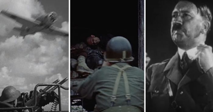 WATCH: Steven Spielberg's new WW2 documentary is on Netflix soon and