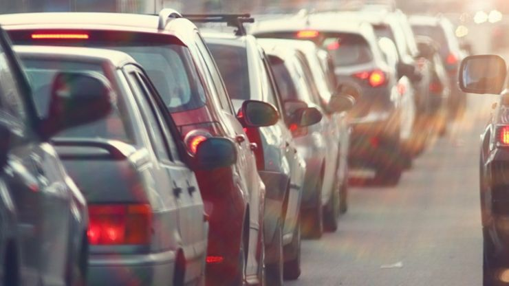 Dublin is now one of the worst cities in the entire world for traffic congestion