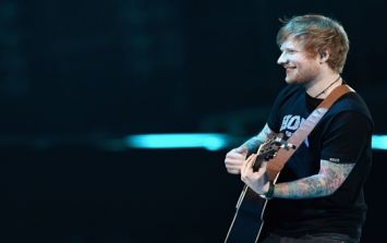 The 'Galway Girl' from Ed Sheeran's new song appears to have been found