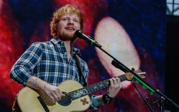 'Leaked' stage times for Glastonbury suggest Ed Sheeran is playing the festival