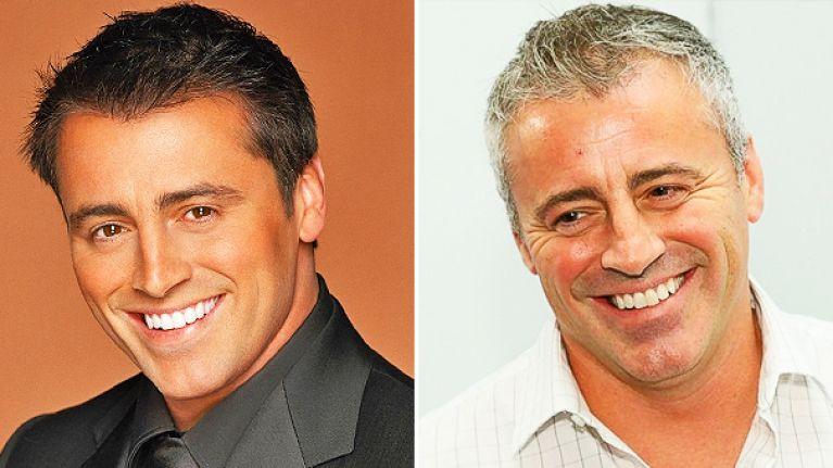 WATCH: Matt LeBlanc went 'full Joey' on Top Gear last night