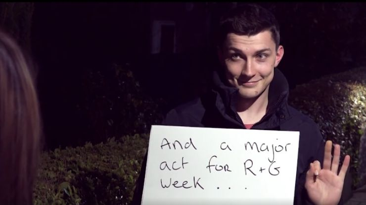 WATCH: The SU campaign video is 117 times better than a certain, sappy Love Actually scene