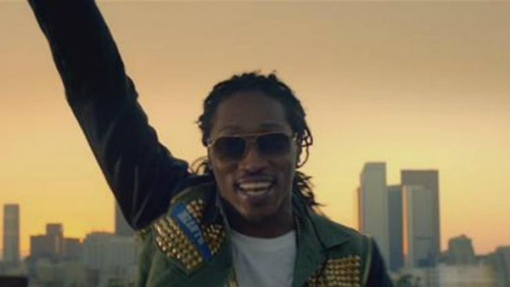 Rap artist Future has just achieved something never done once in over 60 years of charting music