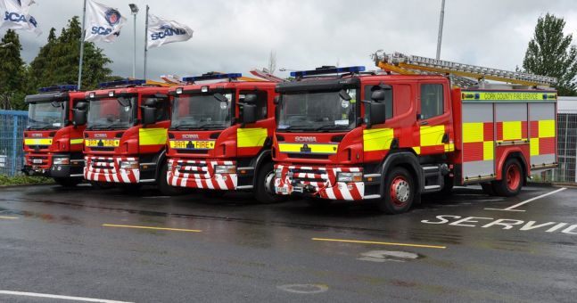 One person has died after a house fire in Rathmines, Dublin