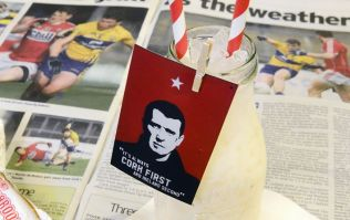 A Corkman has invented this cocktail in tribute to Roy Keane (and it's got a lot of bottle)