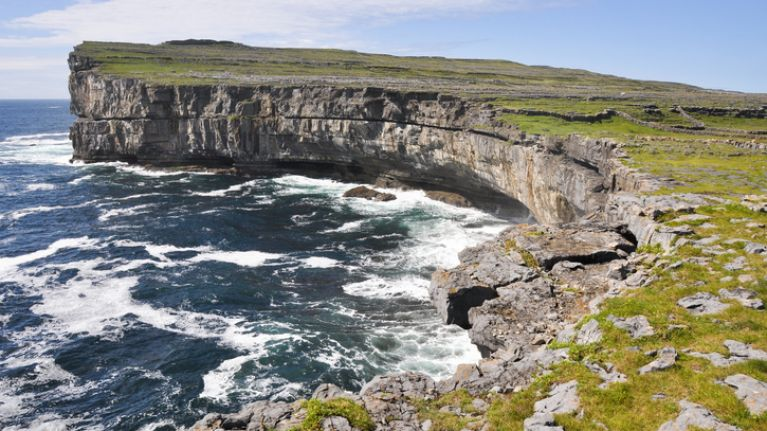 The New York Times has been raving about the Aran Islands and Ireland