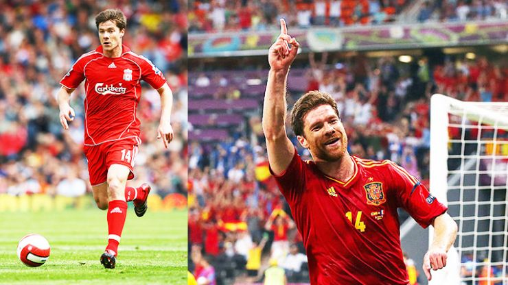Xabi Alonso confirms what we already knew was coming with one typically classy picture