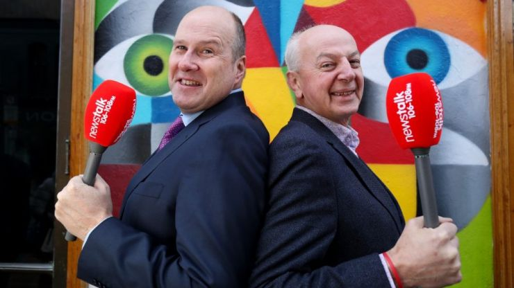 Ivan Yates returns as Newstalk announce a shake-up of their weekend schedule