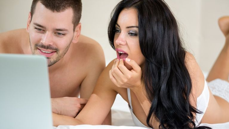 """The four most popular """"new"""" types of porn show we are getting much more experimental"""