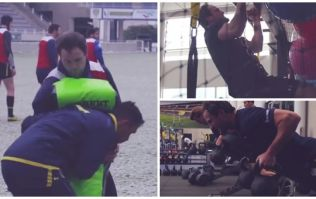 Michael Murphy's eyes were opened by the gym work he did playing rugby in France