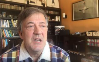 VIDEO: Stephen Fry reaffirms his love for the Irish with this message for Seachtain na Gaeilge