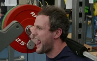 Michael Murphy's gym work caused a big stir in The Toughest Trade