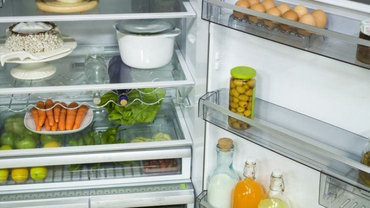 Do you keep milk in the door of your fridge? There's a good reason why you shouldn't