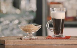WATCH: Here's how to make the perfect Irish coffee