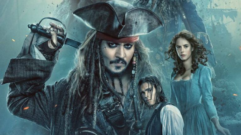 The new Pirates Of The Caribbean movie is the second most expensive movie  ever made 72a9b64b4c1e4
