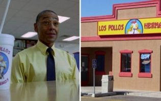 Breaking Bad fans rejoice because there's a real life Los Pollos Hermanos restaurant opening